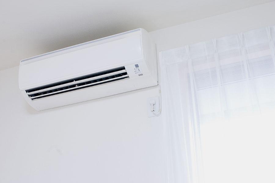 冷暖房空調設備(エアコン)